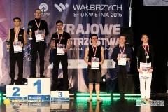 Krajowe Mistrzostwa IDO Jazz Dance, Show Dance - Wałbrzych 2016_13