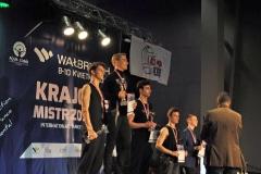 Krajowe Mistrzostwa IDO Jazz Dance, Show Dance - Wałbrzych 2016_14