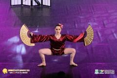 Krajowe Mistrzostwa IDO Jazz Dance, Show Dance - Wałbrzych 2016_18