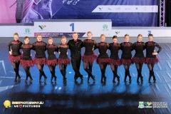 Krajowe Mistrzostwa IDO Jazz Dance, Show Dance - Wałbrzych 2016_1