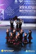 Krajowe Mistrzostwa IDO Jazz Dance, Show Dance - Wałbrzych 2016_3