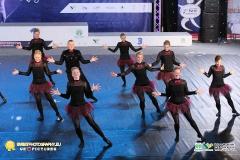 Krajowe Mistrzostwa IDO Jazz Dance, Show Dance - Wałbrzych 2016_4