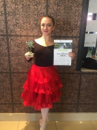 Krajowe Mistrzostwa IDO Modern, Ballet/Pointe, Tap Dance - Siedlce 2016_11